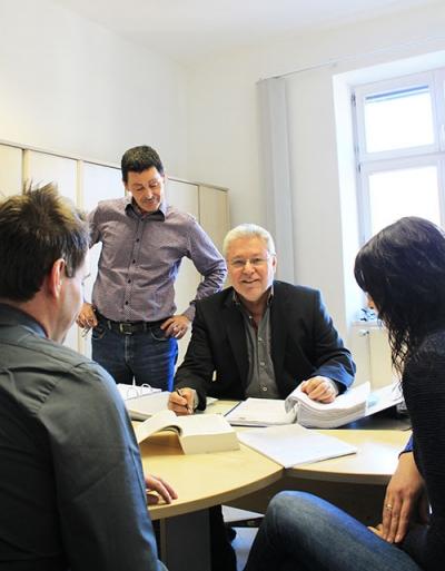 Finanzmanagement Erich Pedit in Innsbruck